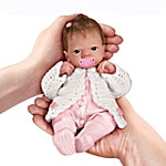 Tiny Miracles Linda Webb Celebration Of Life Emmy Realistic Baby Doll - So Truly Real