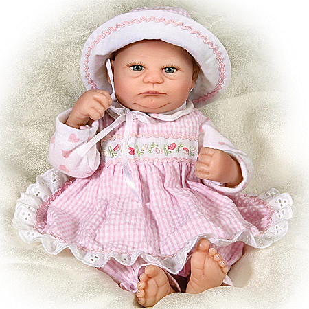 Tiny Miracles Harriet Baby Doll: So Truly Real