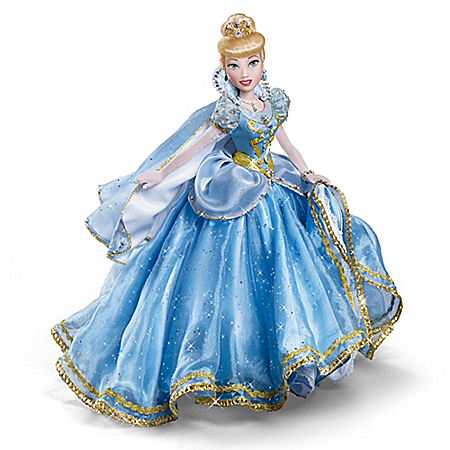 Cinderella Ball-Jointed Fashion Doll