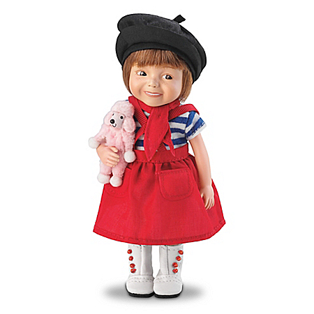 Monique Child Doll