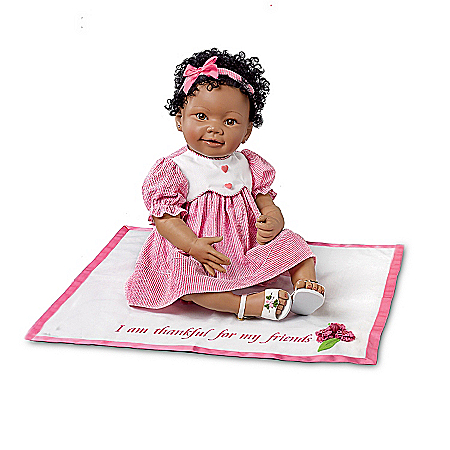 Eden Lifelike Baby Doll