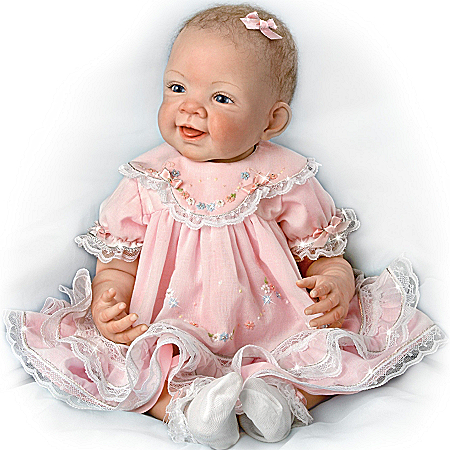 Realistic Baby Doll: Pretty In Pink