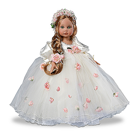 A 25th Anniversary Ashton-Drake Exclusive: Princess Rose Doll