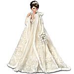 Touch Of Elegance - 21 Porcelain Bride Doll