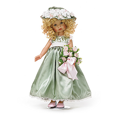 Abby Rose: 18-Inch Realistic Child Doll