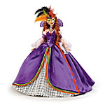 Midnight Fantasy: 16 inch Masked Maiden Fantasy Doll