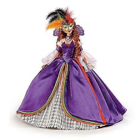 Midnight Fantasy: 16″ Masked Maiden Fantasy Doll