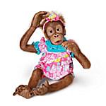 Lollie Orangutan Child Doll