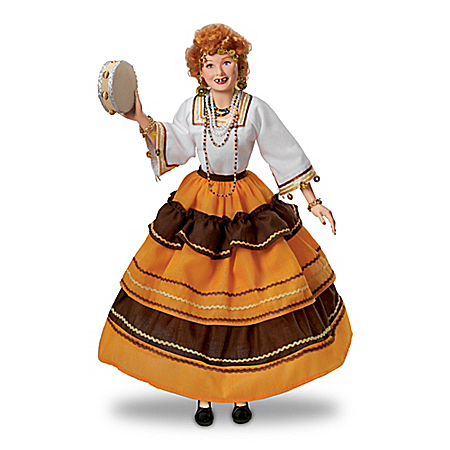 Fashion Doll: I LOVE LUCY The Operetta Fashion Doll