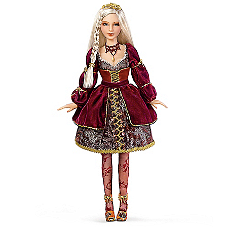 Poseable Juliet Collectible Fashion Doll