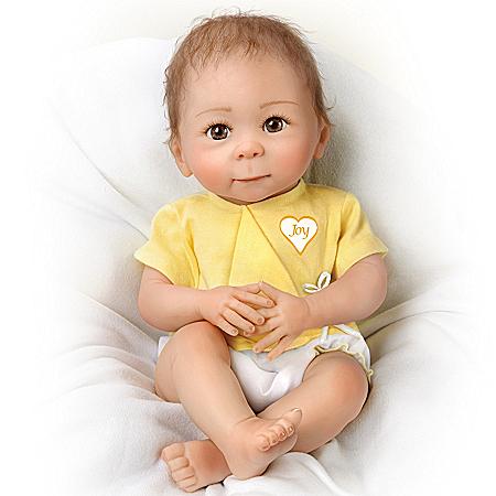 Sweet Joy Lifelike Baby Doll