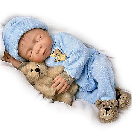 Sweet Dreams, Baby Jacob: So Truly 18-Inch Baby Boy Doll