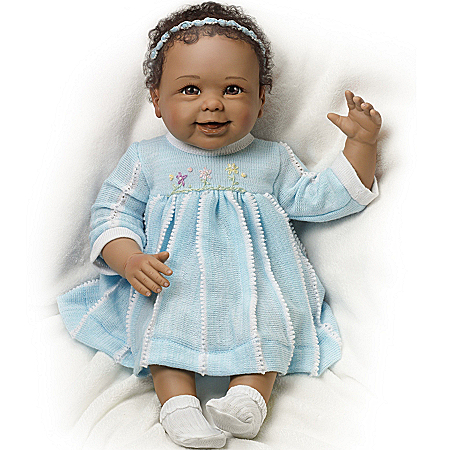 Baby Doll: Akeelah Waves Bye Bye Baby Doll