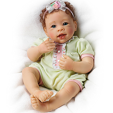 Baby Doll: Raspberry Kisses Baby Doll