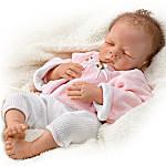 Sleeping Realistic Baby Doll - Sweet Dreams, Bella
