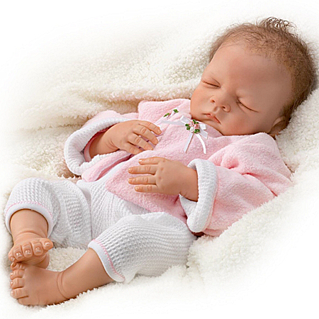Sleeping Realistic Baby Doll: Sweet Dreams, Bella
