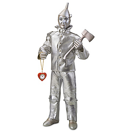 The Wizard Of Oz Tin Man Singing Portrait Doll