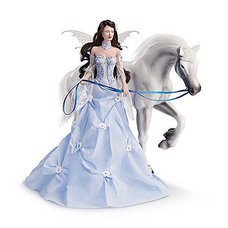 Ice Princess Fantasy Doll