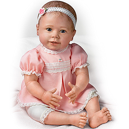 Baby Doll: What Ella Loves! Interactive Doll 301878001