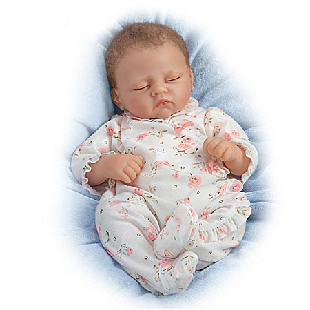 Bella Rose Lifelike Baby Doll
