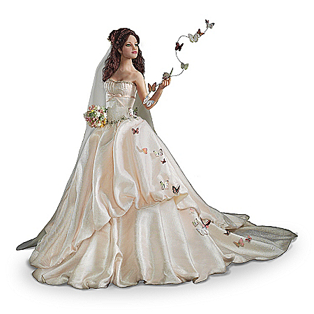 Bride Doll: Wishes On Wings Of Love Bride Doll