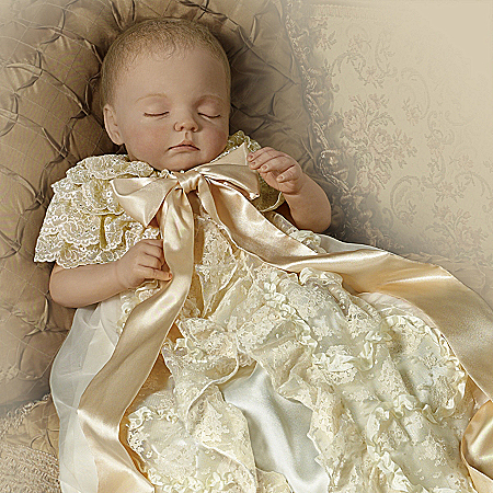 Baby Doll: Prince George Of Cambridge Commemorative Baby Doll
