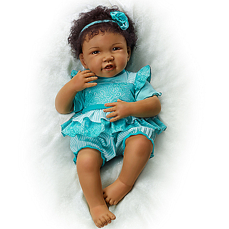 Doll: Destiny So Truly Real Baby Doll