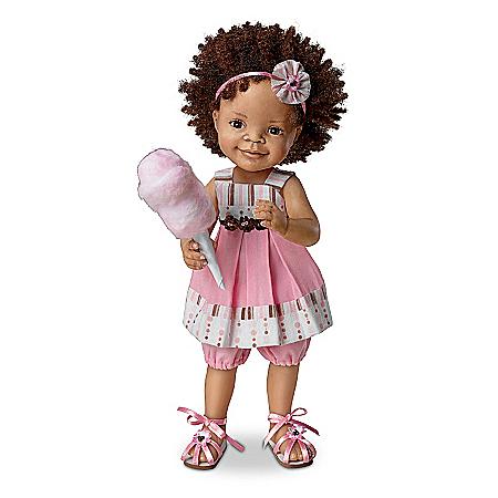 Child Doll: Sugar 'N' Spice Child Doll