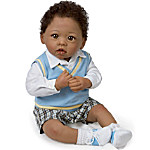Baby Doll - Michael, I Love You To The Moon And Back Baby Doll
