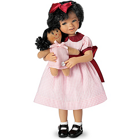 Mayra Garza Aisha And Her Dolly Child Doll