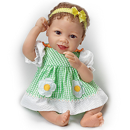 Baby Doll: Put On A Happy Face Baby Doll