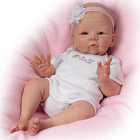 Doll: Snuggle Bunny Baby Doll