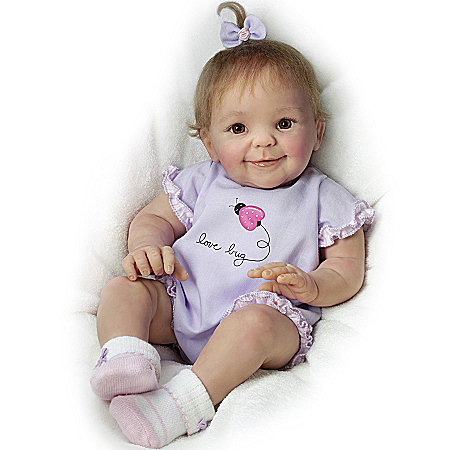 Baby Doll: Little Love Bug Baby Doll