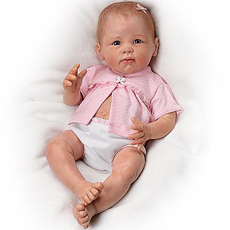 Doll: So Precious Kaylee Baby Doll