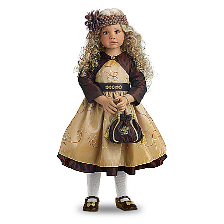 Doll: Amber Child Doll