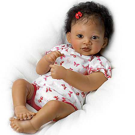 Baby Doll: Sweet Butterfly Kisses Baby Doll