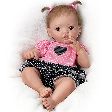 Doll: My Little Sweetheart Baby Doll