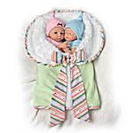 Baby Doll Set - Madison And Mason Twins Baby Doll Set