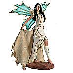 Doll - Sedona Sky Mystical Maiden Fantasy Doll