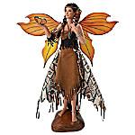 Sunset Dreams Native American-Inspired Fantasy Doll