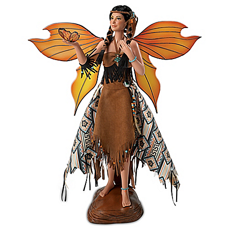 Sunset Dreams Native American-Inspired Fantasy Doll