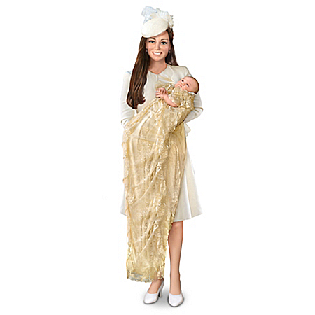 Doll Set: The Royal Christening Portrait Doll Set