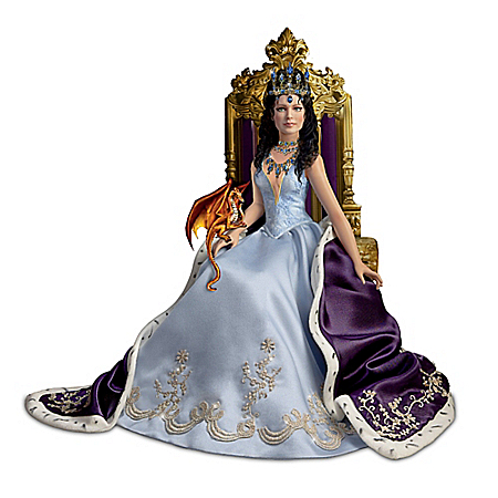 Doll: Passionfire, Queen Of Desire Nene Thomas Fantasy Doll