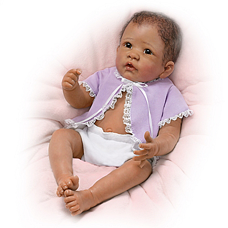 Little Mia So Truly Real Lifelike Baby Girl Doll