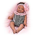 Alanna Lifelike Baby Doll