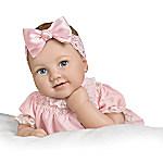 So Truly Real Lyla Grace Vinyl Baby Doll