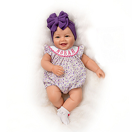 Ping Lau So Truly Real Norah Vinyl Baby Doll