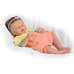Violet Parker Baby Of Mine Lifelike Baby Girl Doll