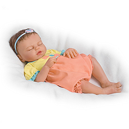 Violet Parker Baby Of Mine Lifelike Baby Girl Doll