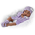 So Truly Real Tiana Goes To Grandma's Lifelike African American Baby Doll